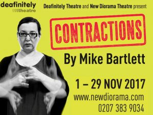 Deafinitely Theatre - Contractions