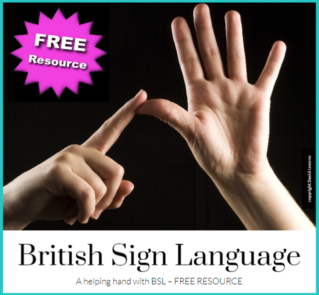 British Sign Language Resource