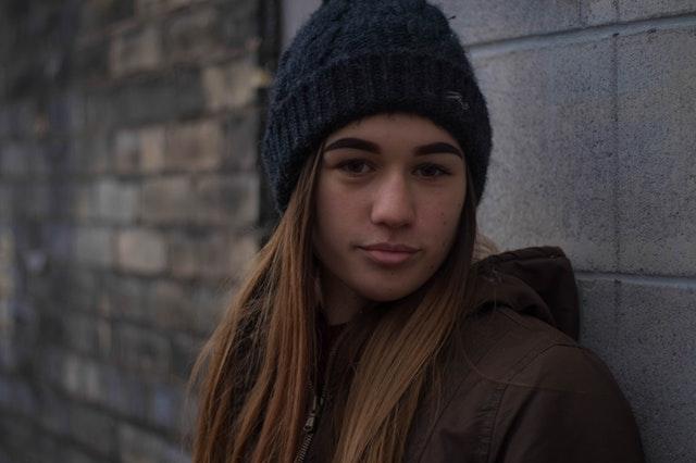 Deaf Teenager